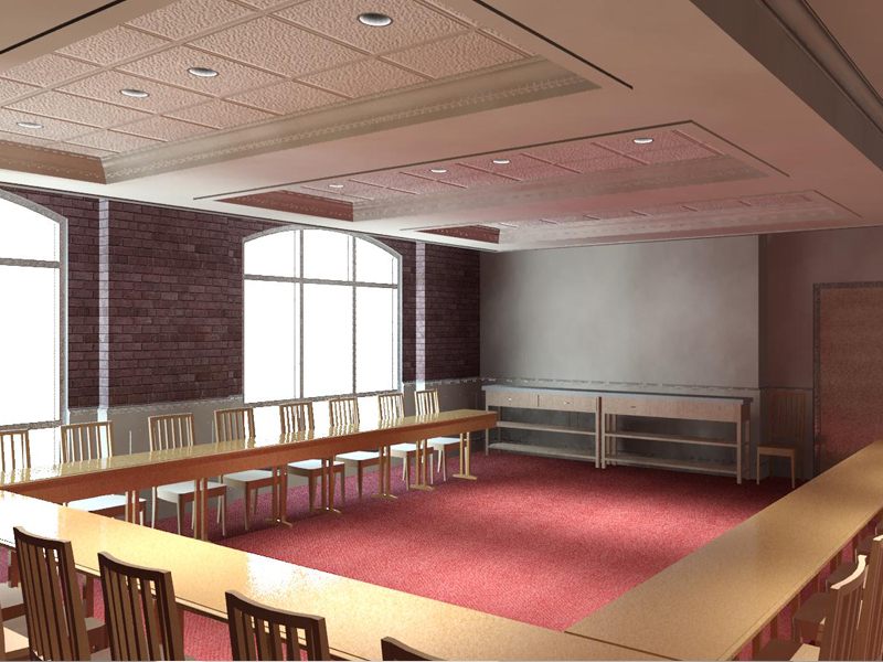 Holton Arms School Renovations Murray Associates